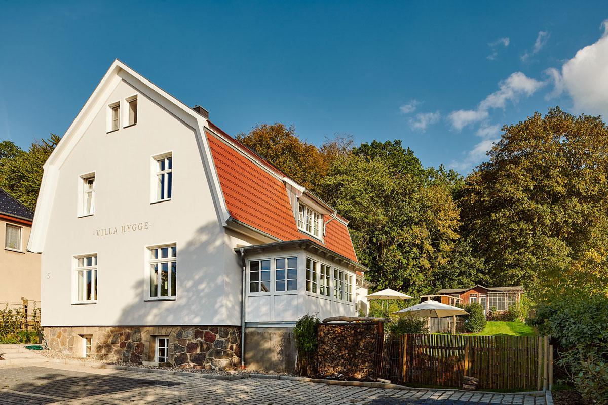 Villa Hygge Ferienwohnungen in Binz auf Rügen